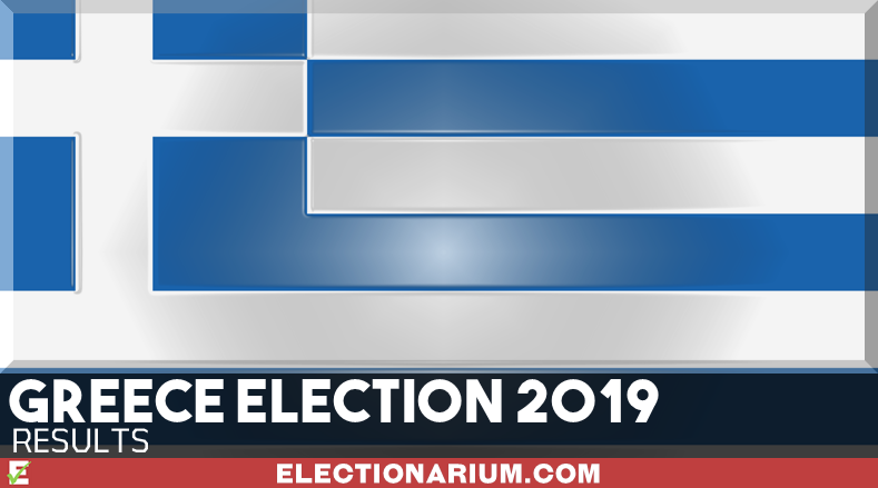 Greece Election 2019 Results