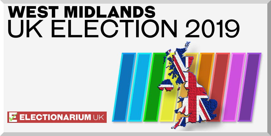 West Midlands 2019 Election Results and Predictions